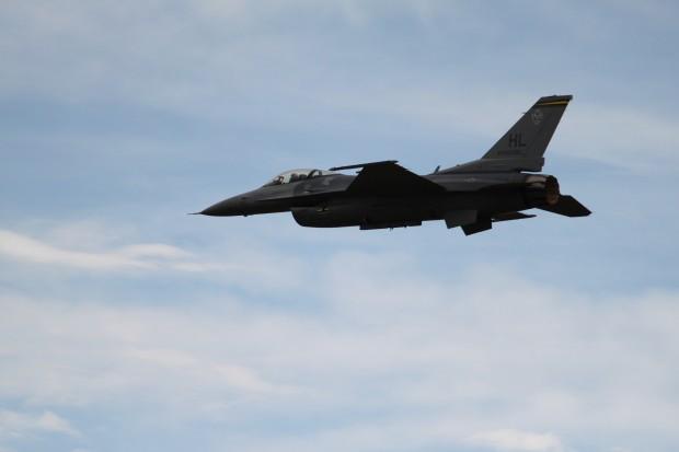 F-16 Speed