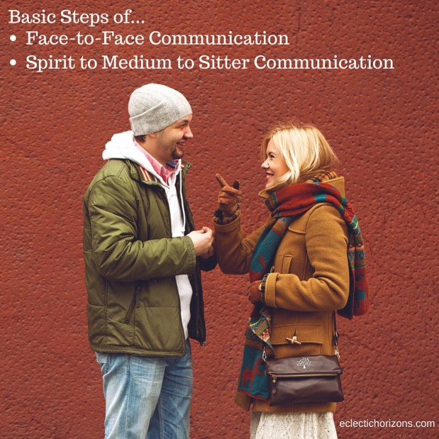 Basic Steps of Face-to-Face Communication